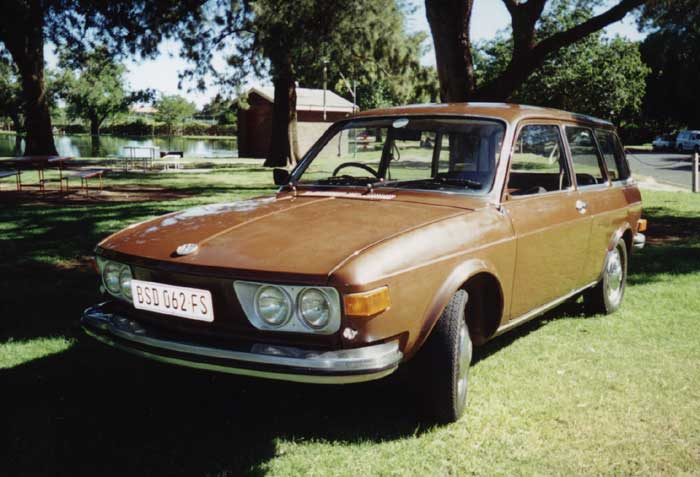 1973 South African 412 wagon