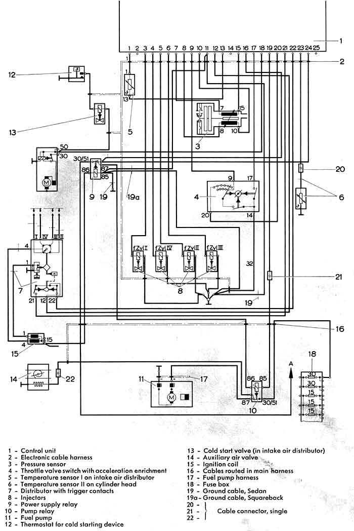 djet_wiring  Vw Bug Coil Wiring Diagram on